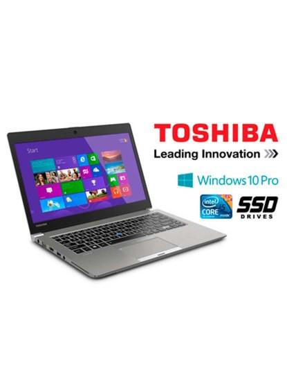 Portátil Recondicionado Toshiba Portégé Z30 c/ disco SSD 128GB, 8GB RAM e W10PRO!