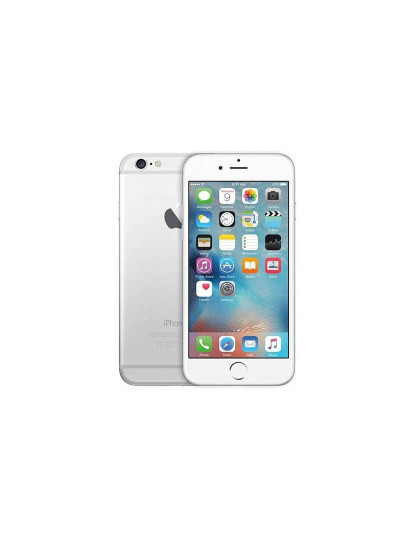 Apple iPhone 6 64 GB Silver Grau A+