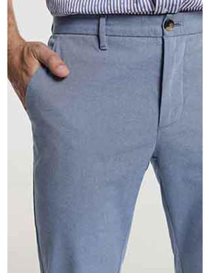 Calças Chino Oxford Bendorff Homem Azul