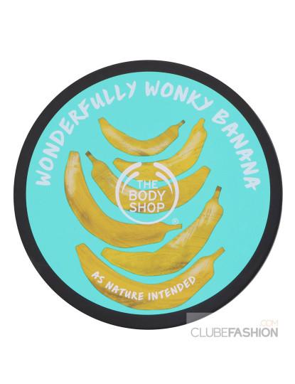 The Body Shop Manteiga Corporal Banana 200Ml