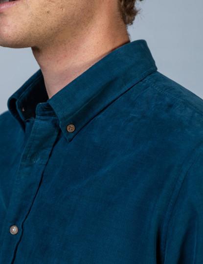 Camisa El Ganso azul