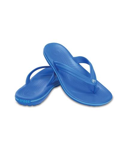 Crocs Crocband Flip-Ocean e Azul Eletrico