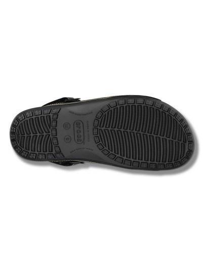 Sandália Crocs Yukon Two-strap Preta