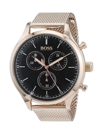 Relógio Hugo Boss Dourado Rosa e Preto