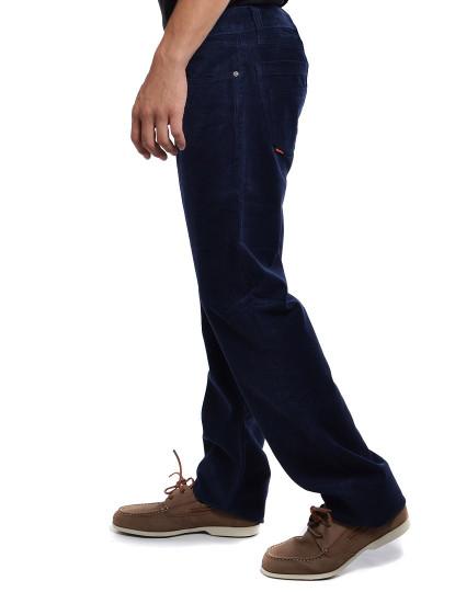 Calças Cheyenne Bombazine Azul Escuro