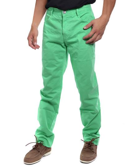 Calças Sarja Cheyenne Verde Absinto