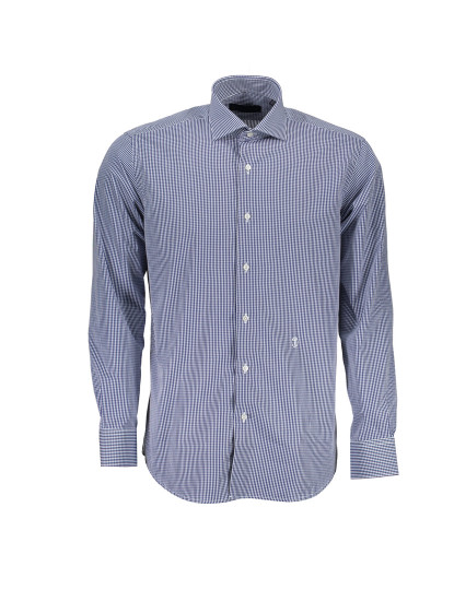 Camisa manga comprida Homem Trussardi Azul
