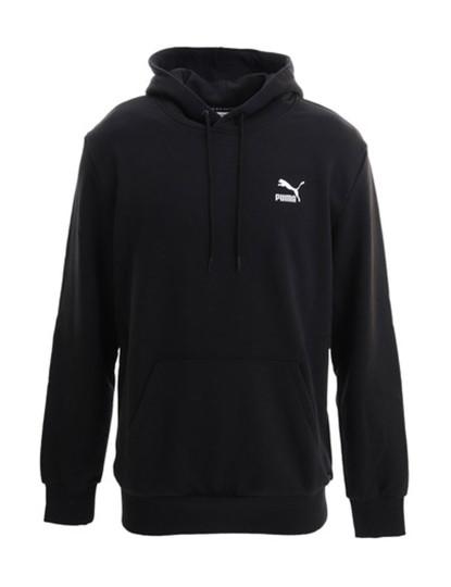 Sweatshirt Puma Homem Preto