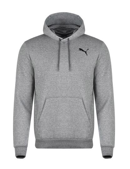 Sweatshirt Puma ESS Hoody FL Homem Cinza
