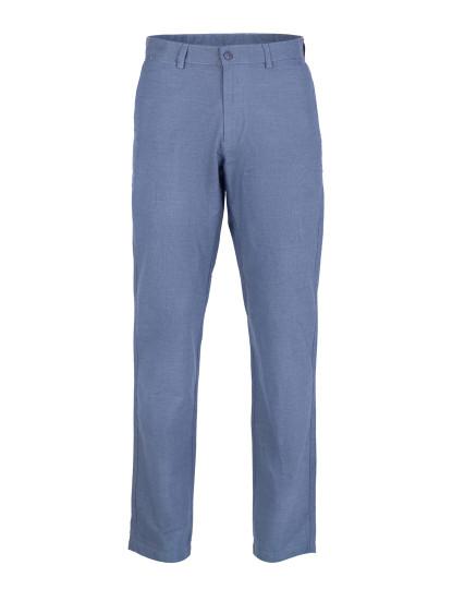 Calças Chino Mr Blue Estruturadas Lisas