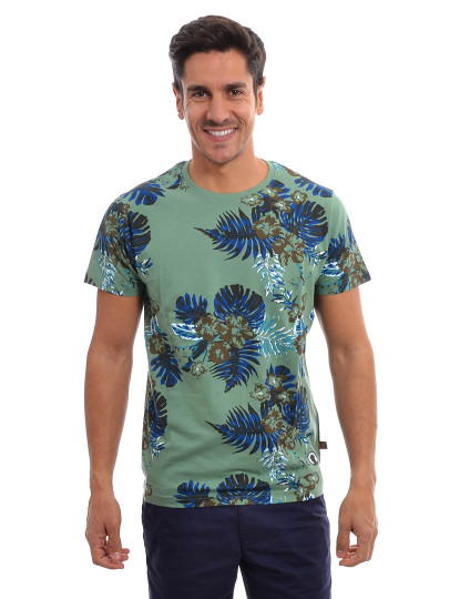T-shirt Coronel Tapiocca Multicolorido