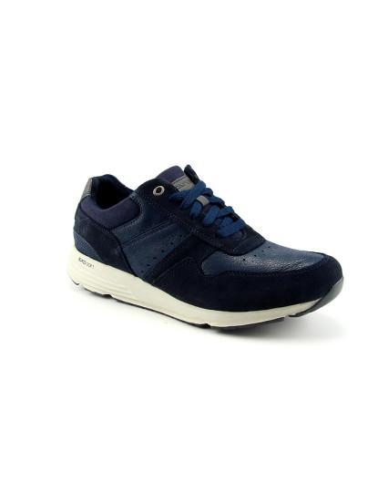 Sapatos Rockport Trustride Ts Laceup Dress Azul