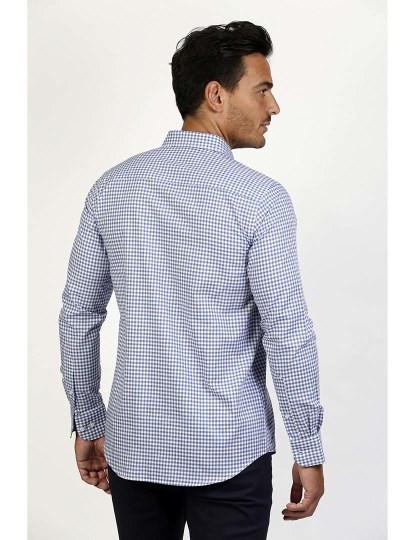 Camisa Time of Bocha Azul