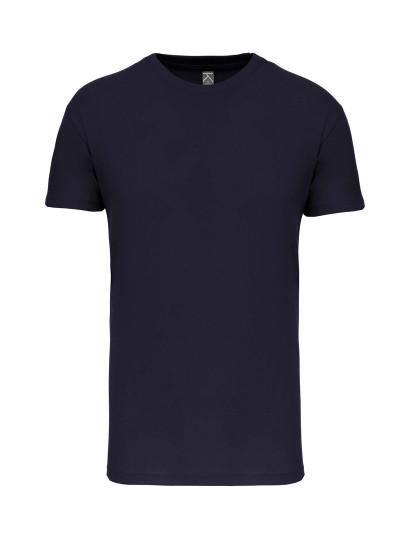 T-Shirt Homem Bio150 Decote Redondo Azul Navy