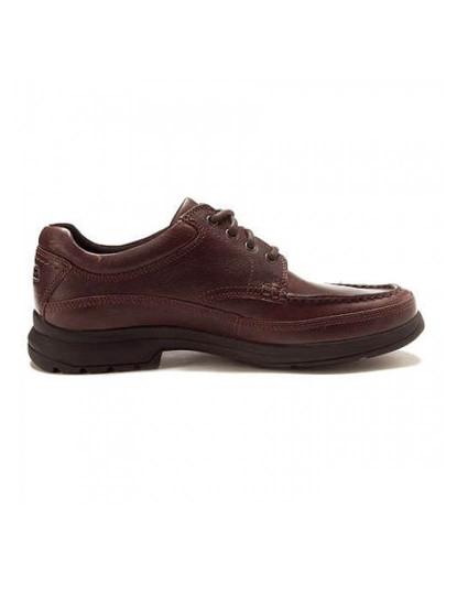 Sapatos Rockport Banni Castanho Escuro