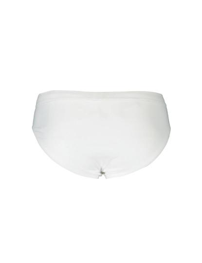 Slips de Banho Karl Lagerfeld Homem Branco