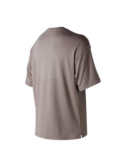 T-shirt New Balance nude Homem