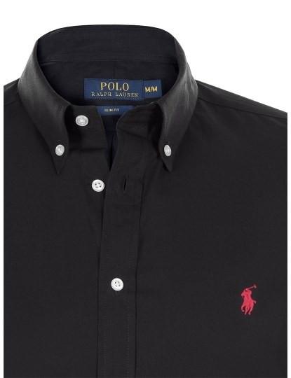 Camisa Ralph Lauren Homem Preto