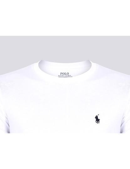 T-Shirt Ralph Lauren  Homem Branca