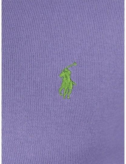 Camisola Ralph Lauren Homem Lilás/Verde