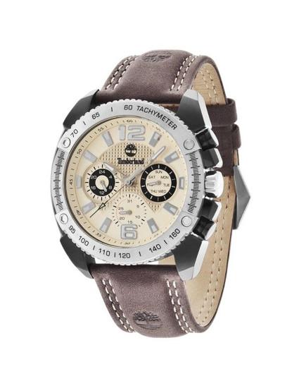 Relógio Timberland Bennington L Castanho