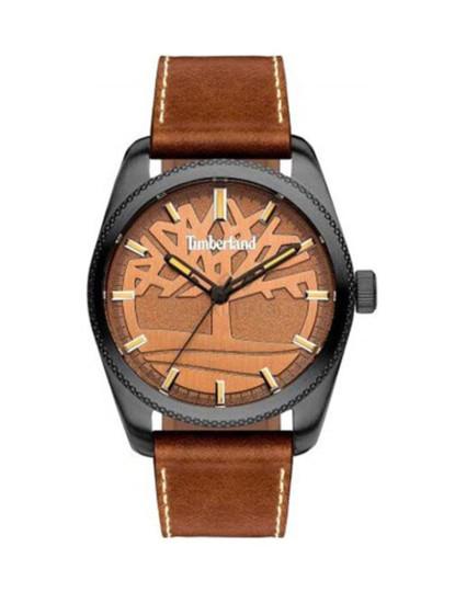 Relógio Timberland Homem Castanho