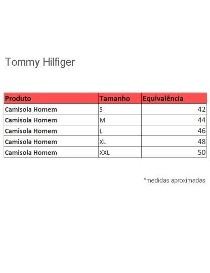 Camisola Tommy Hilfiger Homem Cru