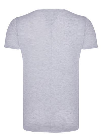 T-shirts Tommy Hilfiger Homem Branco