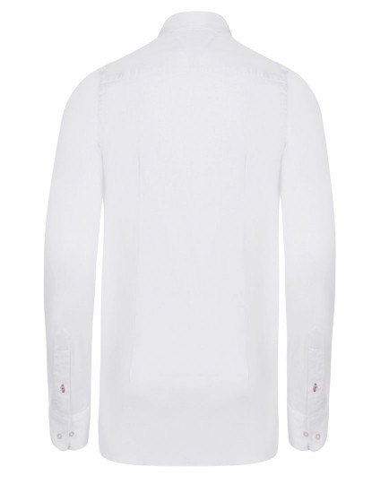 Camisa Tommy Hilfiger Homem Branco