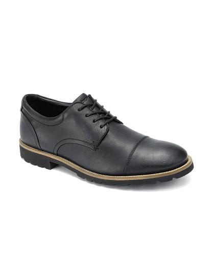 Sapatos Rockport Channer Preto de Homem