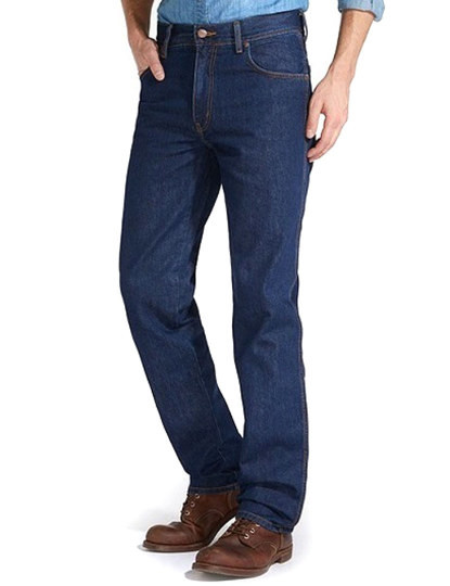 Jeans Wrangler Texas Darkstone Regular