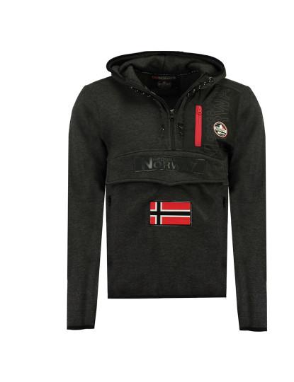 Sweatshirt de Homem Geographical Norway Cinza Escuro
