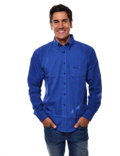 Camisa SMF Azul