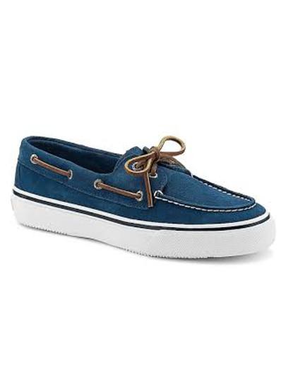 Sapatos Sperry Striper Bahama 2 Eye Azul Navy