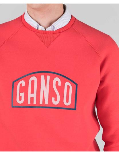Sweatshirt El Ganso Vermelho