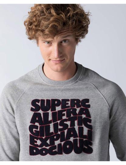 Sweatshirt El Ganso cinzento