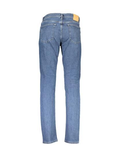 Jeans Denim Gant Homem Azul