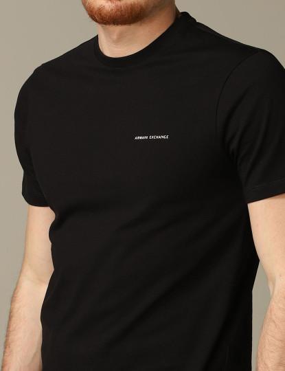 T-Shirt Emporio Armani Preto E Branco Homem