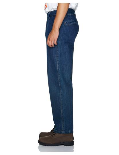 Jeans Benetton Homem Azul