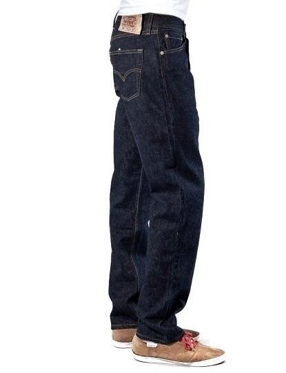 Calças de Ganga Levis 501 ® Azul Algodão