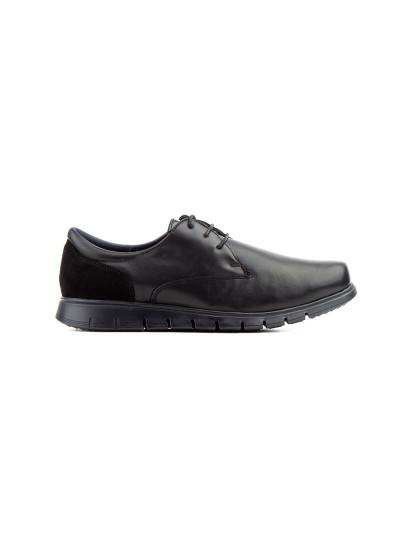 Sapatos Oxford Flexsc Keelan Homem Preto