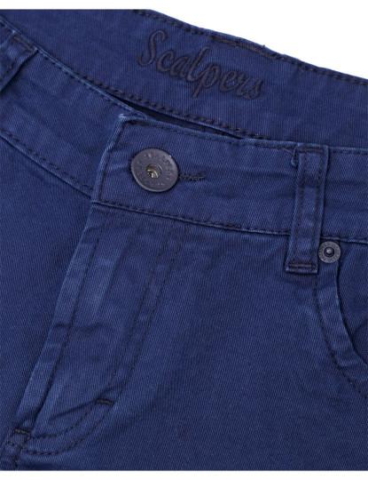 Calças Scalpers Azul Navy
