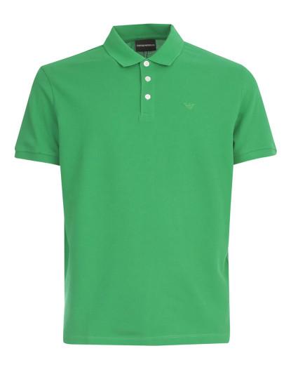 Polo Emporio Armani  Verde
