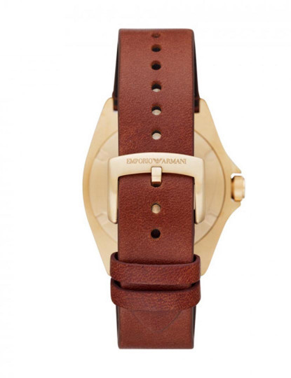 Relógio Armani Homem Castanho