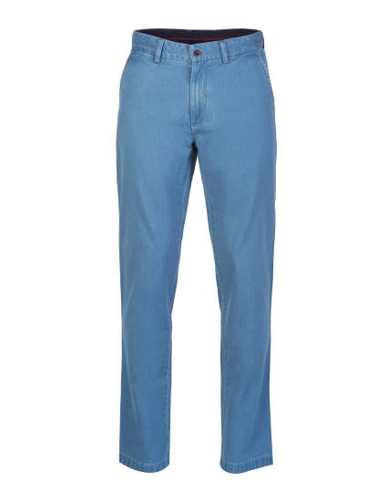 Calças Chino Mr Blue Azul Ganga