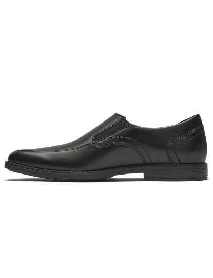 Sapatos Rockport Slayter Slipon Preto Homem