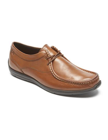 Sapatos Cullen Moc Toe Castanhos Homem