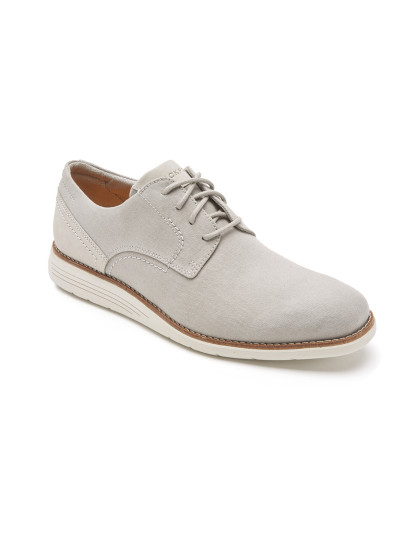 Sapatos Rockport Tmsd Canvas Plaintoe Rocksand Can