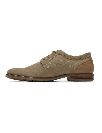 Sapatos Rockport Dustyn Plain Toe Castanho claro