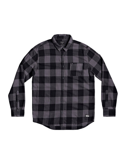 Camisa Quiksilver Motherfly Wvtp Kzm2 Kzm2 Iron Gate